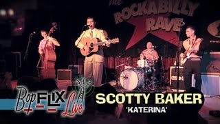 Download 'Katerina' Scotty Baker w/ The Pat Capocci Combo (Live at the 17th Rockabilly Rave) BOPFLIX Video