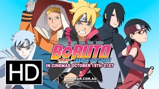 Download Boruto: Naruto The Movie - Official Full Trailer Video