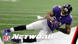 Download Best Toe-tap Catches of Week 11 | Good Morning Football | NFL Network Video