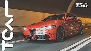 Download [4K] Alfa Romeo Giulia Quadrifoglio 新車試駕 - TCAR Video