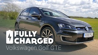 Download VW Golf GTE arrives   Fully Charged Video