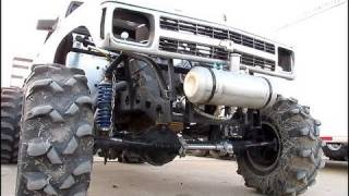 Download S-10 Tubed chassis Mud Dragster CASPER Video