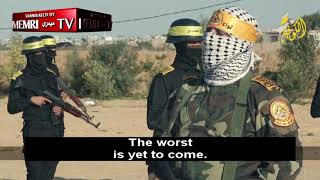 Download Gaza-Based Fatah Splinter Group Performs Military Exercise, Simulated Kidnapping of Israeli Soldier Video