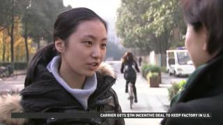 Download HIV testing kits at Chinese colleges and universities Video