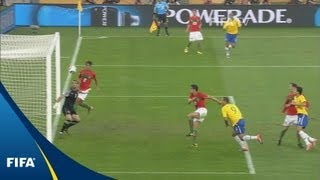 Download 2010 FIFA World Cup's most anticipated match Video