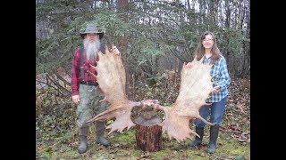 Download Wife And I Harvest An Alaskan Trophy Moose Video
