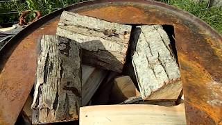 Download Making lumpwood charcoal..... Video