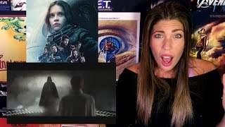 Download Rogue One: A Star Wars Story Trailer #2 - REACTION!!!! Video