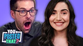 Download SAFIYA NYGAARD ON YOU POSTED THAT! (w/ Olan Rogers & Joe Bereta) Video