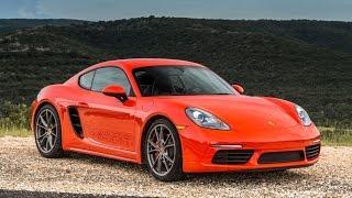 Download Porsche 718 Cayman S Manual - One Take Video