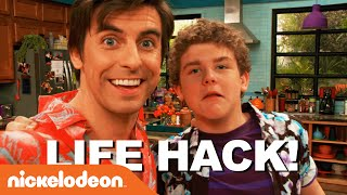 Download Henry Danger | 'Life Hacks with Sean Ryan Fox' Official Clip | Nick Video