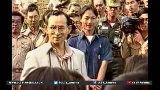 Download Thailand's crown prince takes throne to become King Rama X Video