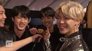 Download ET: BTS Say They Don't Need Girlfriends When They Have Fan Army Video