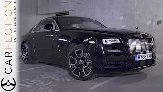 Download Rolls-Royce Wraith Black Badge: A Bright Young Thing For The 21st Century - Carfection Video