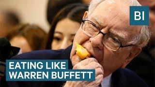 Download I ate like billionaire Warren Buffett for a week — and I felt awful Video
