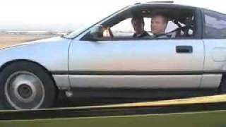 Download Lambo vs Honda CRX Video