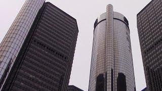 Download General Motors Renaissance Center, Detroit Video