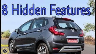 Download Honda WRV - 8 Hidden Features you must know Video