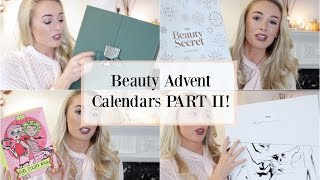 Download Opening Beauty Advent Calendars PART TWO! Benefit, M&S, ASOS & More! | Fashion Mumblr Video