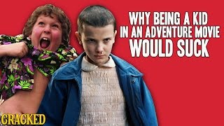 Download Why Being a Kid In An Adventure Movie Would Suck - Obsessive Pop Culture Disorder Video