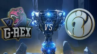 Download GRX vs IG | Worlds Group Stage Day 8 | G-Rex vs Invictus Gaming (2018) Video