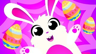 Download 🔴 Peekaboo Bunny! Hide and Seek, Chocolate & Egg Game by Little Angel Song & Music Video