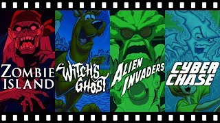 Download Remember Those Direct-To-Video SCOOBY-DOO Movies? Video