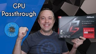 Download GPU Passthrough on Linux | New GPU Installation Video