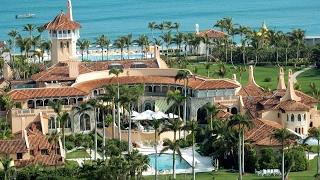 Download Trump's Constant Mar-A-Lago Vacations Annoying Locals Video
