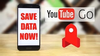Download YouTube GO - SAVE DATA NOW! Video