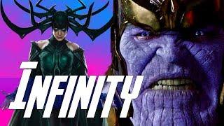 Download Hela in Avengers 4 & the Thor & Groot Friendship & Suprise MCU Heroes in Avengers Infinity War Video