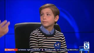 Download Jacob Tremblay Reveals Why he Pursued his Part in ″Wonder″ Video