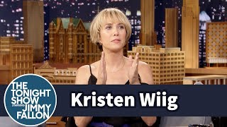 Download Kristen Wiig Makes Up Fake Cocktail Recipes on the Spot Video