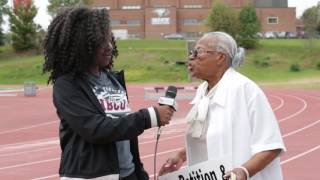 Download 91-Year-Old Walking to D.C. to Make History Stops By NCCU Video