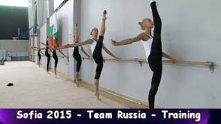 Download Seniorgroup Russia - Warm Up Sofia 2015 Video