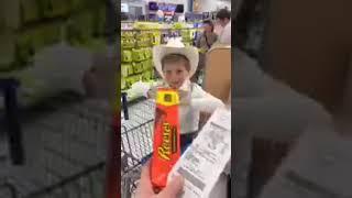 Download Mason Ramsey Singing at Walmart in Clarksville, TN - Jan. 2017 Video