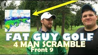 Download FatGuyGolf: 4Man Scramble at Goodpark - Front 9 Video