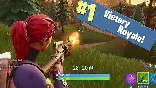 Download Streaming UNTIL I Get A SOLO WIN Pt.2! Fortnite Video