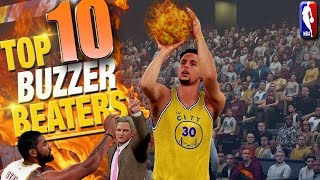 Download NBA 2K16 TOP 10 BUZZER BEATERS & Game Winning Shots #3 Video