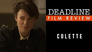 Download 'Colette' Review - Keira Knightley, Dominic West Video