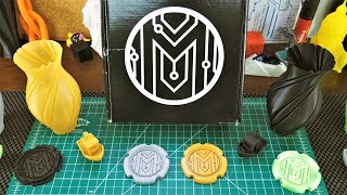 Download 🛠️📦 Maker Box - The Best Way to Try Out New Filaments - Review Video