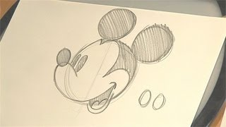 Download How to Draw Mickey Mouse | Disney Animation Tutorial | Babble Video