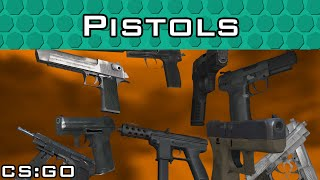 Download CS:GO Pistols Tutorial Video