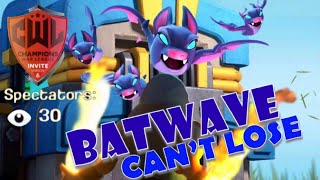 Download DRAG BATWAVE is the Strongest TH12 Attack Strategy in Clash of Clans! CWL Invite Live Attacks! Video
