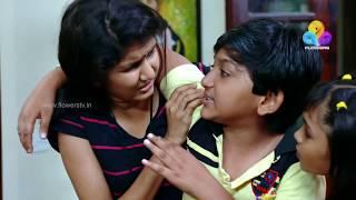 Download Uppum Mulakum│ കേശു കാൽ ഒടിഞ്ഞതായി അഭിനയിക്കുന്നു | Flowers│EP# 439 Video