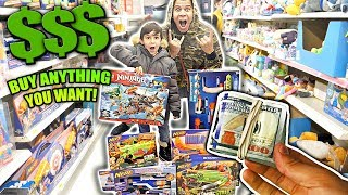 Download ″BUY ANYTHING YOU WANT″ ($10,000 KIDS TOYS) Video