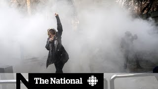 Download Iran protests spreading amid growing frustration with government Video