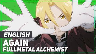 Download Fullmetal Alchemist OP - ″Again″ | ENGLISH ver | AmaLee Video