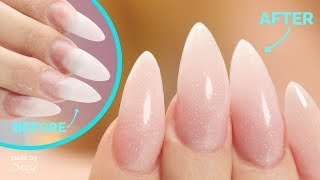 Download Acrylic Nail Fill and Makeover Video
