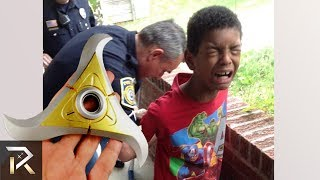 Download 10 Times TOYS Got Kids In TROUBLE With Police Officers Video